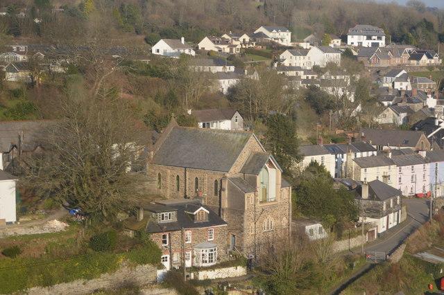 Former Chapel, Calstock