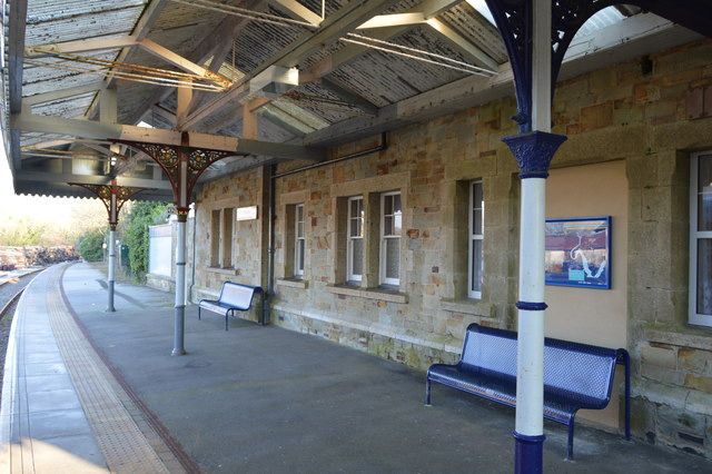 Bere Alston Station
