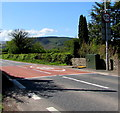 SO1723 : From 40 to 50 on the A479, Cwmdu, Powys by Jaggery
