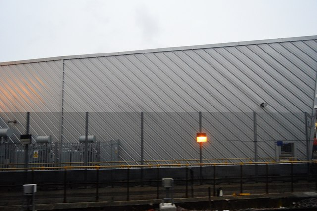 Engine shed, New Cross Gate