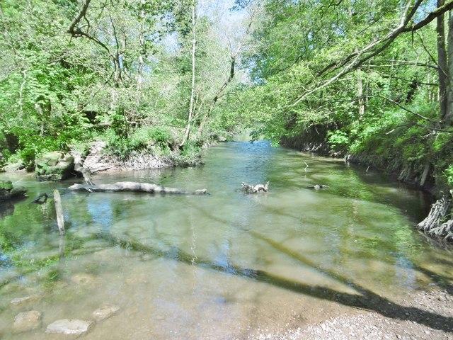Alton, River Churnet