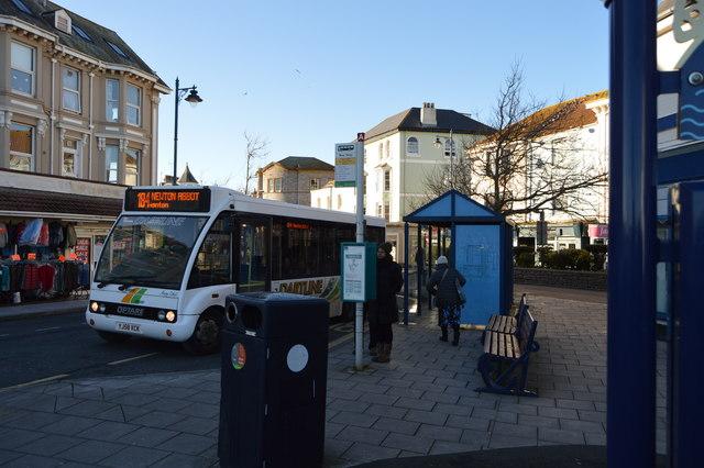 Bus Stop, Esplanade