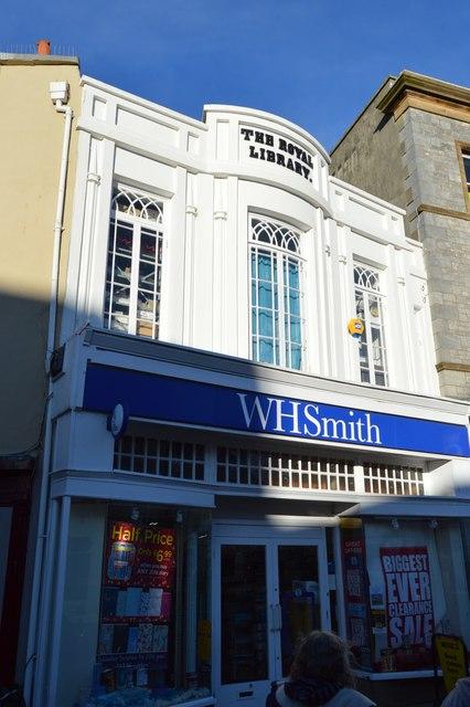 WHSmith (former Royal Library)