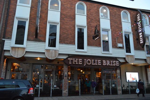 The Jolie Brise