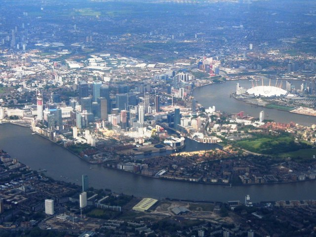 Isle of Dogs - London
