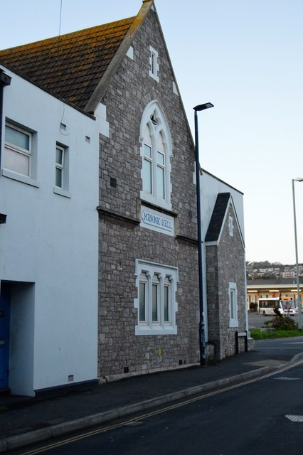 Masonic Hall, Hollands Rd