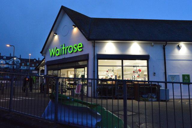 Waitrose, Teignmouth