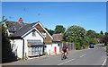 SU3356 : Old Post Office, Vernham Dean by Des Blenkinsopp