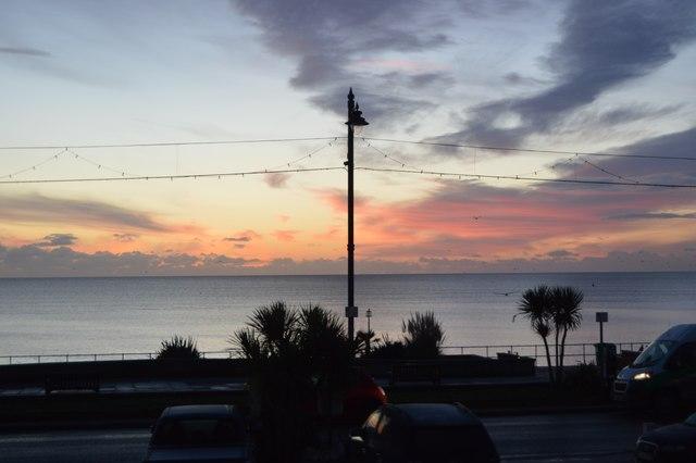 Sunrise, Teignmouth