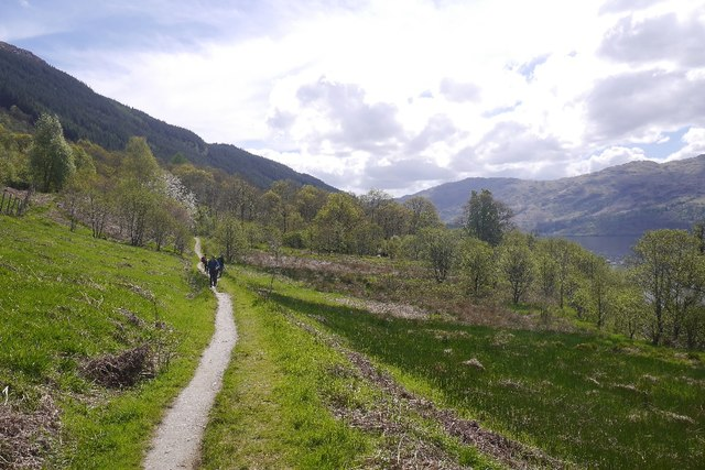 Path, Cailness