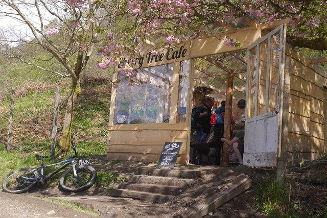 Cherry Tree Cafe, Cailness