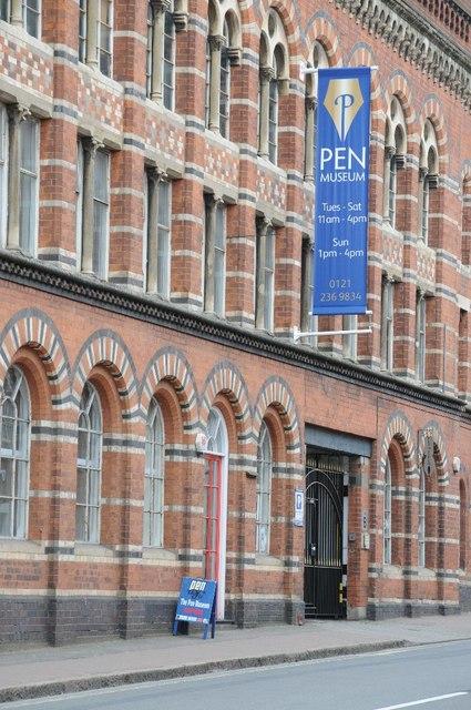 The Pen Museum