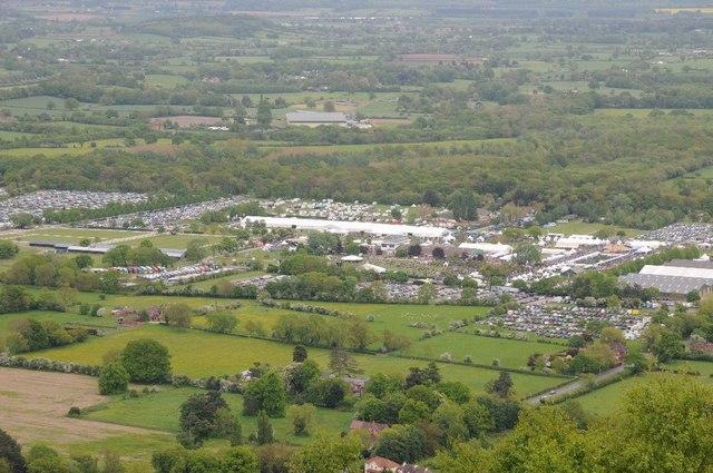 RHS Malvern Spring Festival 2018