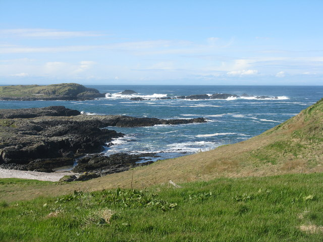 Islay coast at Claddach