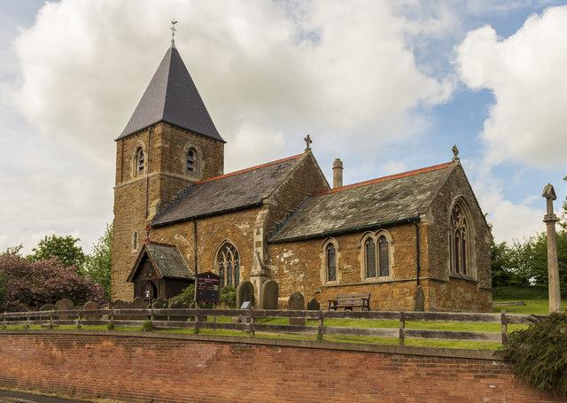 Holy Trinity church, Swallow