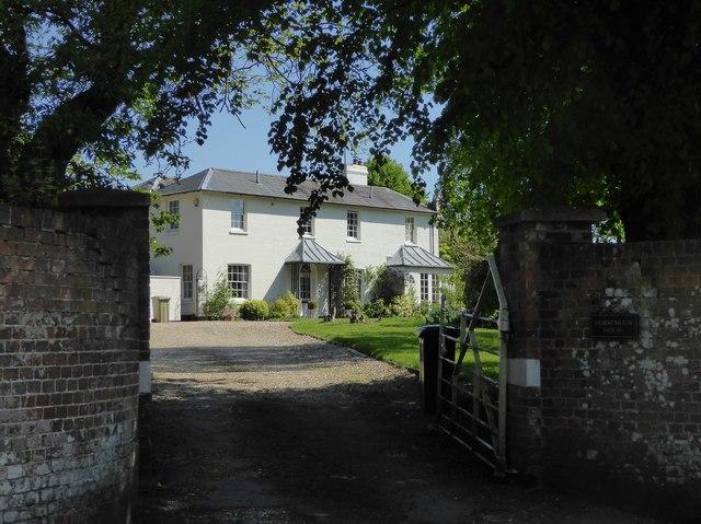 Horsemoor House