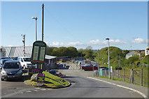 SM9310 : Johnston Business Park by Stephen McKay