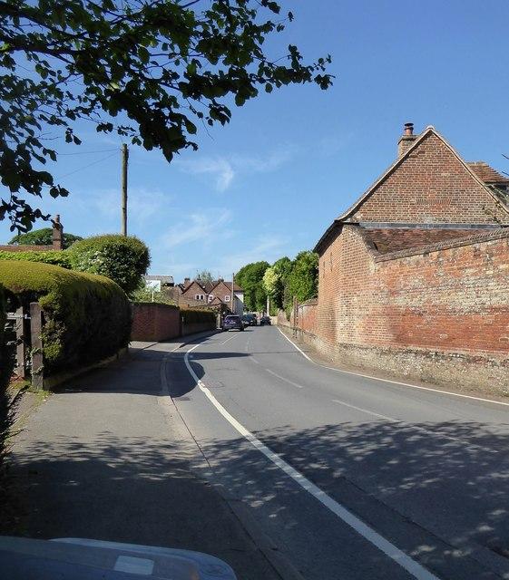 Chieveley High Street