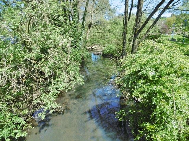 Upper Tean, River Tean