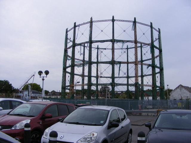Gasometer View