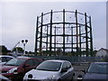 TQ4168 : Gasometer View by Gordon Griffiths