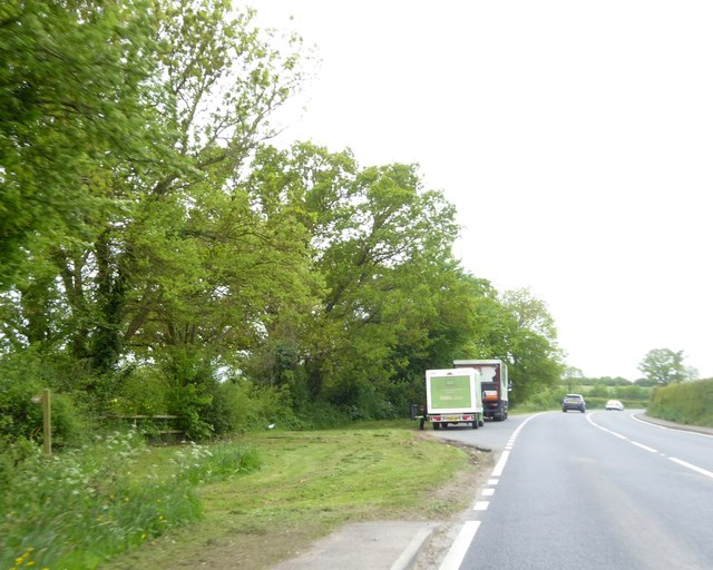 Lay-by by A39 (Quantock Road)