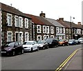 ST1586 : On-street parking, Bartlett Street, Caerphilly by Jaggery