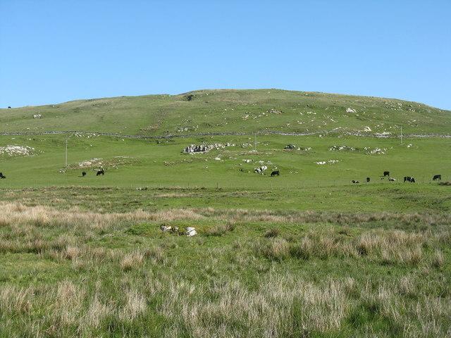 Farmland near Cladville