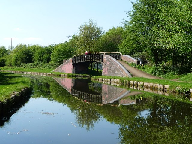 Rushall or Newton Junction