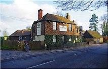 TR0245 : The Old Mill (2), Canterbury Road, Kennington, Ashford, Kent by P L Chadwick