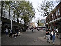 SJ9399 : Warrington Street, Ashton under Lyne (3) by Richard Vince