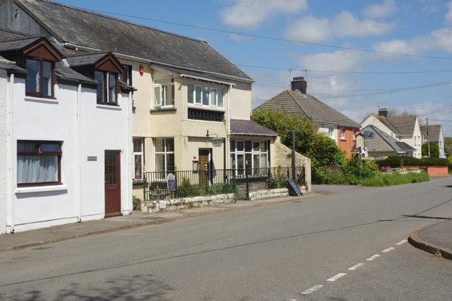 Dial Inn, Lamphey