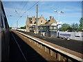 NT1067 : SRPS Cumbrian Coast Railtour 2018 : Kirknewton Station by Richard West