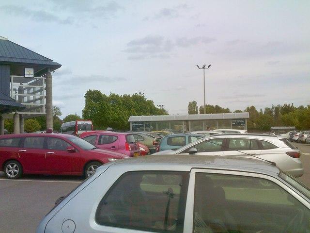 Morrisons Parking