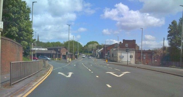 Wellington Road Junction