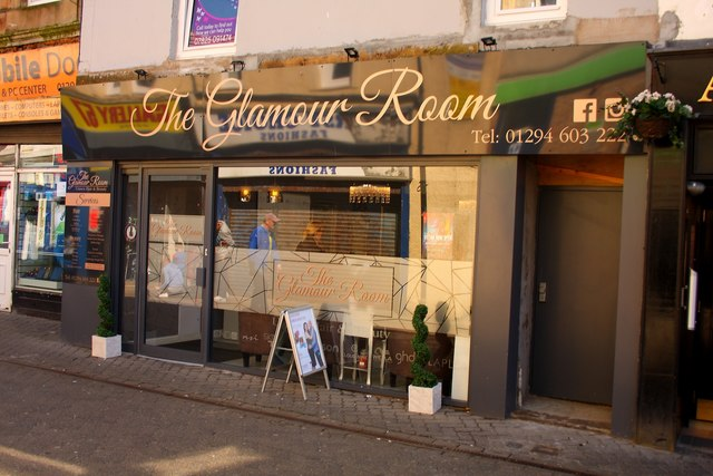 The Glamour Room - Saltcoats