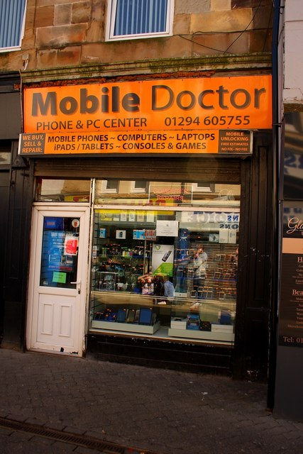 Mobile Doctor - Saltcoats