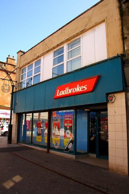 Ladbrokes - Saltcoats