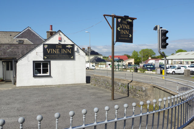 The Vine Inn, Johnston