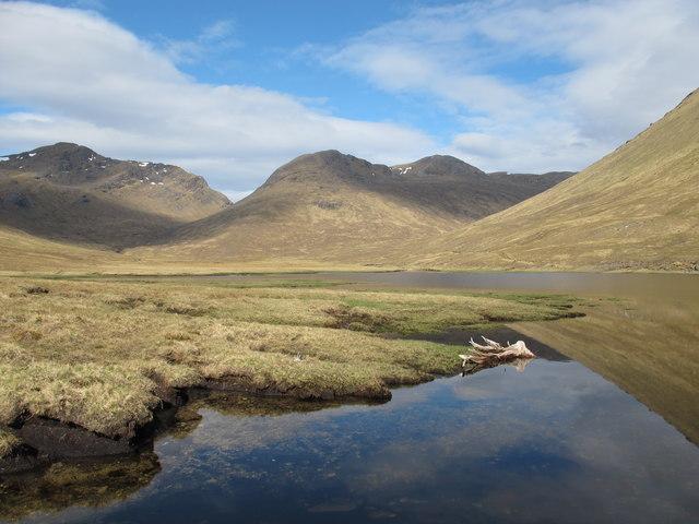 Western end of Loch Monar