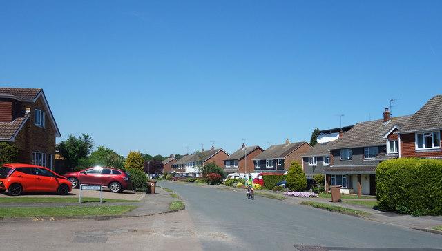 Walter Road, Wokingham