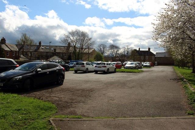 Car park, Wylam