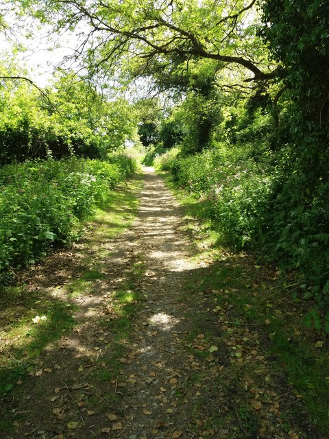 South West Coast Path to Stoke Point