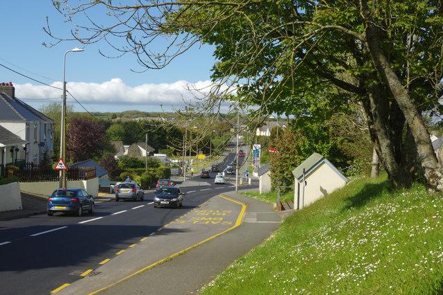 St Peter's Road, Johnston