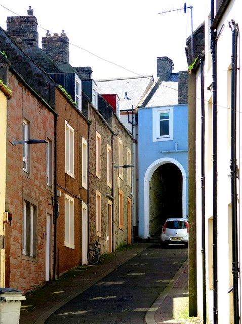 Armatage Street, Eyemouth