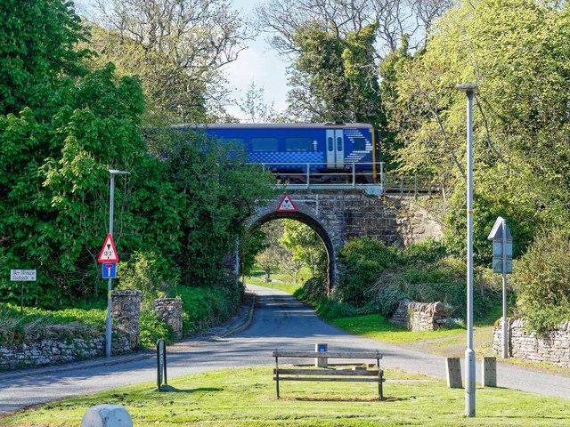 Fountain Road Railway Bridge