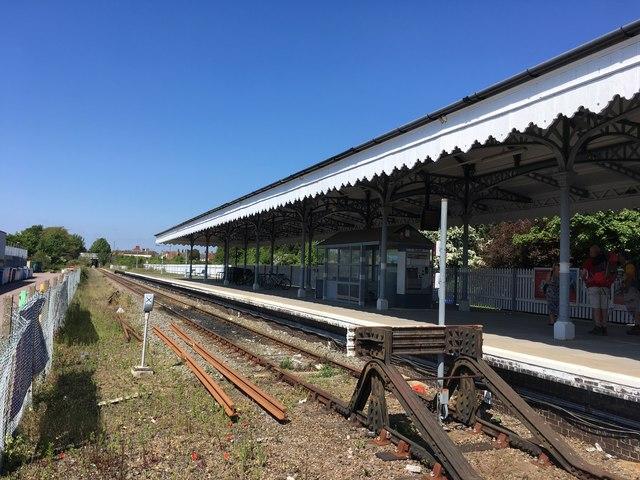 Felixstowe Station