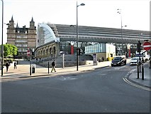 SJ3590 : Lime Street Railway Station, Liverpool by G Laird