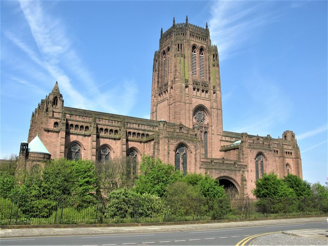 Liverpool Cathedral (Anglican Cathedral Church of Christ)