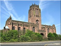 SJ3589 : Liverpool Cathedral (Anglican Cathedral Church of Christ) by G Laird